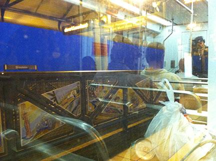Metro Blue Line LA