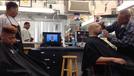 Art for Barbers