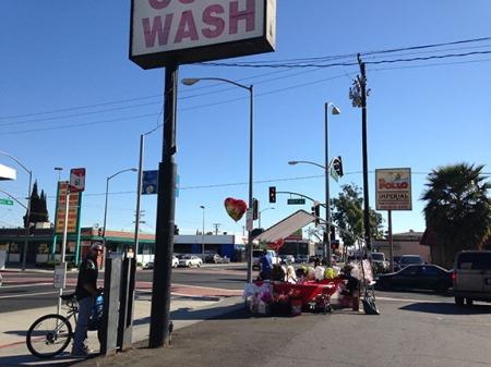 Valentine North Long Beach