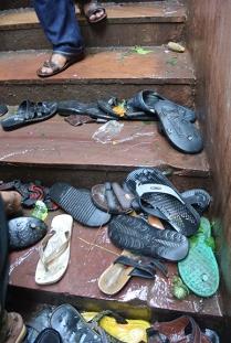 shoesoutside