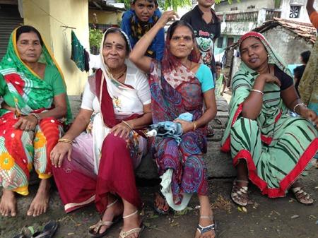 slumWomen
